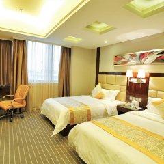 Отель Days Inn Hotspring Xiamen Сямынь комната для гостей фото 5