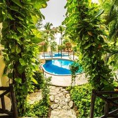Отель Riviera Del Sol Плая-дель-Кармен балкон