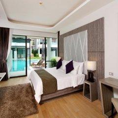 Отель Wyndham Sea Pearl Resort Phuket 4* Улучшенный номер с различными типами кроватей фото 5