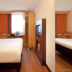 Отель Ibis London Blackfriars Великобритания, Лондон - 1 отзыв об отеле, цены и фото номеров - забронировать отель Ibis London Blackfriars онлайн комната для гостей фото 5