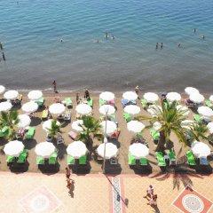 Aegean Park Hotel пляж