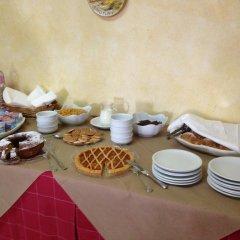 Отель Albergo Margherita Кьянчиано Терме питание фото 2