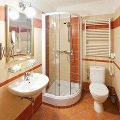 Отель Pytloun Design Hotel Чехия, Либерец - отзывы, цены и фото номеров - забронировать отель Pytloun Design Hotel онлайн ванная фото 2