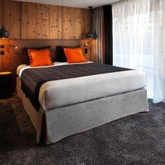Отель M de Megève комната для гостей
