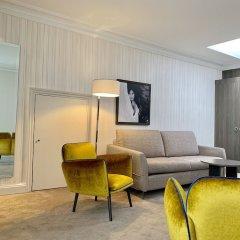 Отель Hôtel Le Canberra - Hôtels Ocre et Azur комната для гостей фото 5