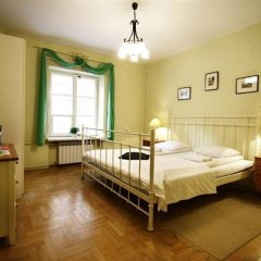 Апартаменты Apartment Piwna комната для гостей фото 2