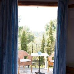 Отель Agroturisme Perola - Adults Only Испания, Кала-Серена - отзывы, цены и фото номеров - забронировать отель Agroturisme Perola - Adults Only онлайн балкон