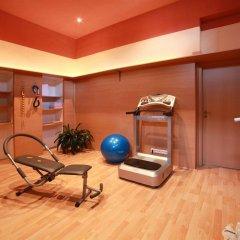 Отель Penzion Fan фитнесс-зал