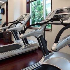 Отель Park Plaza Beijing Science Park фитнесс-зал фото 3