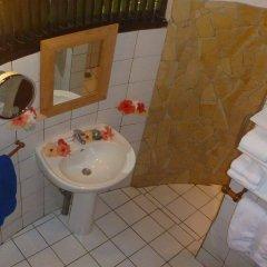 Отель Fare Vaihere Французская Полинезия, Муреа - отзывы, цены и фото номеров - забронировать отель Fare Vaihere онлайн ванная фото 2