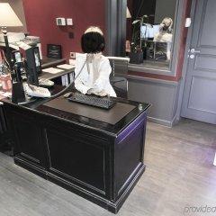 Отель Alexandra Франция, Лион - отзывы, цены и фото номеров - забронировать отель Alexandra онлайн интерьер отеля фото 3