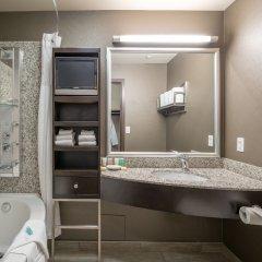 Отель Acclaim Hotel Calgary Airport Канада, Калгари - отзывы, цены и фото номеров - забронировать отель Acclaim Hotel Calgary Airport онлайн ванная фото 2