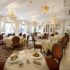 Hotel Dukes' Palace Bruges питание