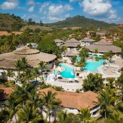 Отель Cofresi Palm Beach & Spa Resort All Inclusive балкон