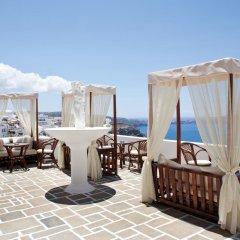 Отель Kastro Suites пляж