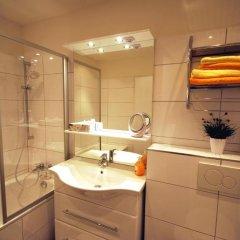 Отель Easyapartments Central Зальцбург ванная