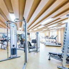 Отель Grand Mercure Bangkok Fortune фитнесс-зал