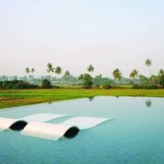 Отель Alila Diwa Гоа приотельная территория