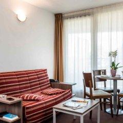 Отель Aparthotel Adagio access Paris Quai d'Ivry комната для гостей