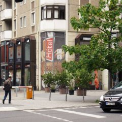 Отель M68 Германия, Берлин - 1 отзыв об отеле, цены и фото номеров - забронировать отель M68 онлайн парковка