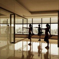 Отель Intercontinental Bangkok Бангкок фитнесс-зал фото 3