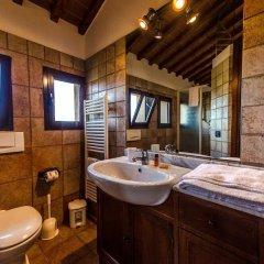 Отель Villa Somelli Италия, Эмполи - отзывы, цены и фото номеров - забронировать отель Villa Somelli онлайн ванная