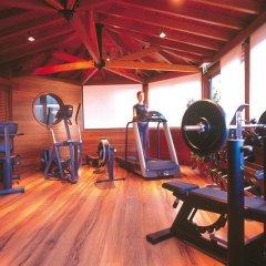 Отель Columbia Beach Resort фитнесс-зал