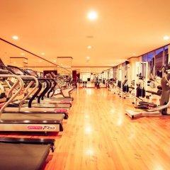 Отель Graceland Resort And Spa Пхукет фитнесс-зал фото 3