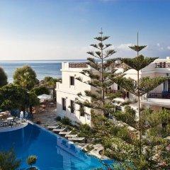 Veggera Hotel пляж фото 2