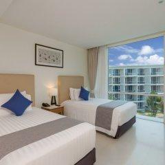 Отель Splash Beach Resort комната для гостей фото 5