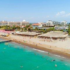 Отель Crystal Waterworld Resort And Spa Богазкент пляж фото 2