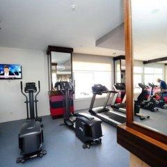 Отель Sea Planet Resort - All Inclusive фитнесс-зал