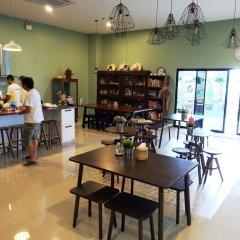Hom Hostel & Cooking Club Бангкок питание фото 2