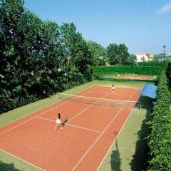 Отель Defne Garden спортивное сооружение