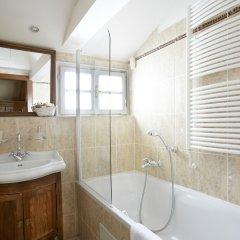 Отель Residence U Cerného Orla ванная