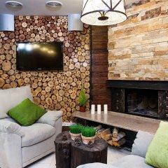 Экологический отель Villa Pinia Одесса интерьер отеля фото 3