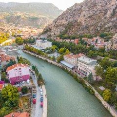 Buyuk Amasya Oteli Турция, Амасья - отзывы, цены и фото номеров - забронировать отель Buyuk Amasya Oteli онлайн балкон