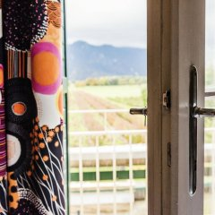 Отель Restaurant Villa Flora Аниф балкон