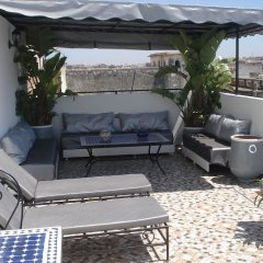 Отель Riad Marlinea бассейн фото 3