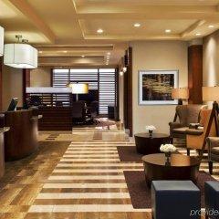 Отель Sheraton Lincoln Harbor Вихокен интерьер отеля