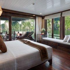 Отель Pelican Halong Cruise комната для гостей фото 2
