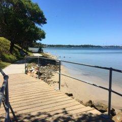 Отель Clarence Head Caravan Park Австралия, Илука - отзывы, цены и фото номеров - забронировать отель Clarence Head Caravan Park онлайн приотельная территория