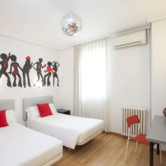 Отель Casual Valencia de la Música Испания, Валенсия - 5 отзывов об отеле, цены и фото номеров - забронировать отель Casual Valencia de la Música онлайн комната для гостей фото 3