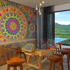 Отель W Costa Rica - Reserva Conchal питание