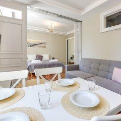 Апартаменты Lion Apartments -Costa Brava Studio Сопот в номере фото 2