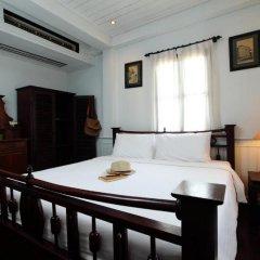 Отель Cafe de Laos Inn комната для гостей фото 2