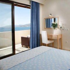 Отель Al Mare Villas комната для гостей фото 2