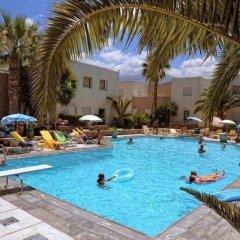 Meropi Hotel & Apartments бассейн фото 10
