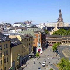 Отель Scandic Byporten Осло балкон