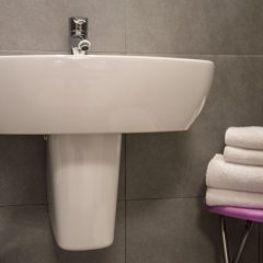 Отель Alibardi Alloggi Италия, Абано-Терме - отзывы, цены и фото номеров - забронировать отель Alibardi Alloggi онлайн ванная